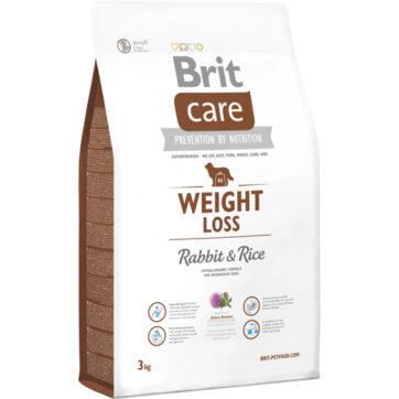 brit vægttab 3 kg