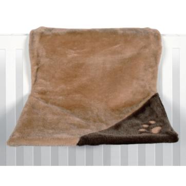 radiatorseng de luxe brun