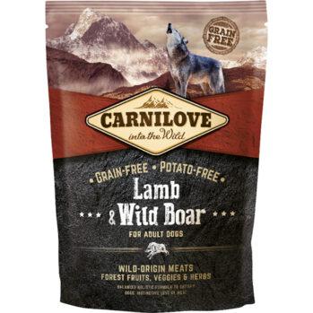 carnilove lam og vildtsvin