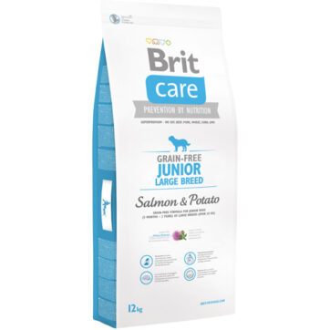 brit kornfri junior 12 kg