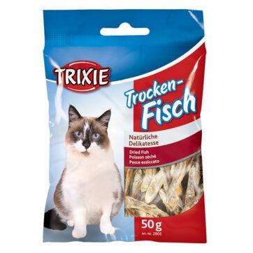 Premio tørrede ansjoser fra Trixie