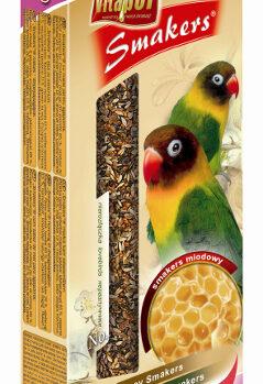 dværgpapegøje frøstænger honning