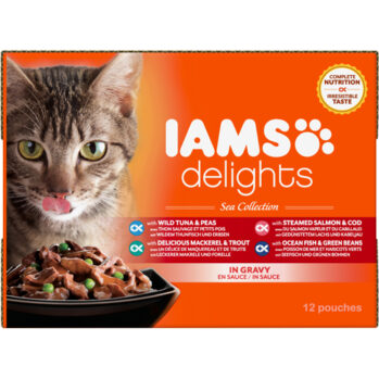 iams vådfoder sea collection sovs
