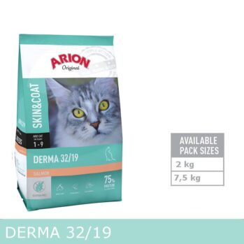 Derma 32/19 Optimal hud og pels