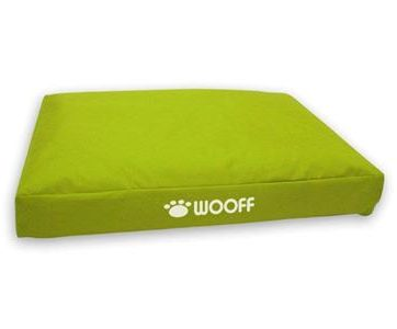 woof hundepude grøn