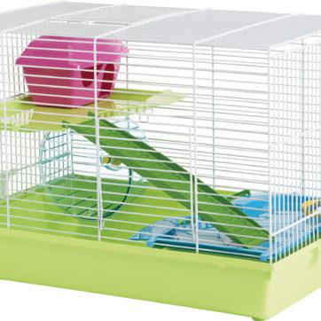 Martha hamsterbur triple