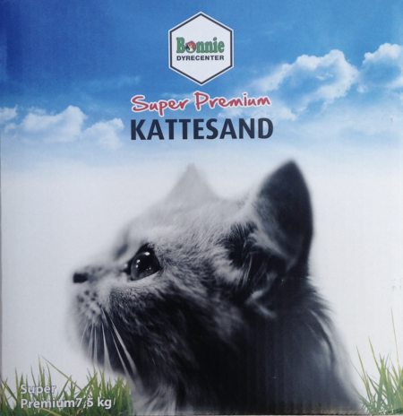 Fagmandens kattesand