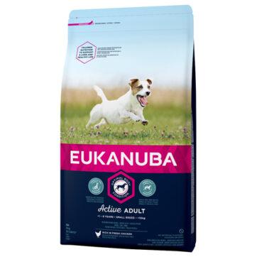 eukanuba small breed adult