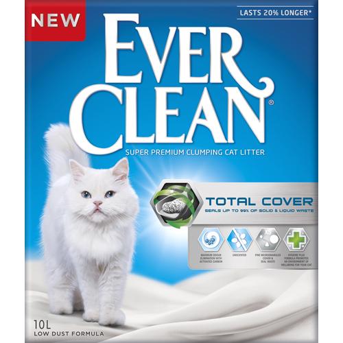 Everclean total cover kattegrus