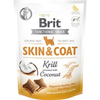 Brit godbidder hud og pels.