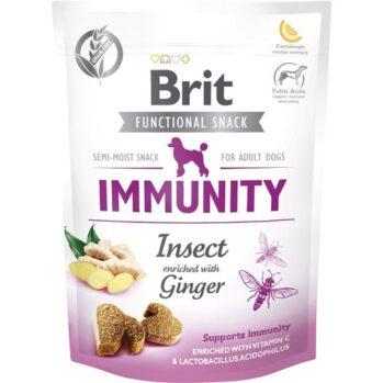 brit insekt og ingefær.