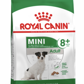 ROYAL CANIN mini senior hundefoder 8 kg