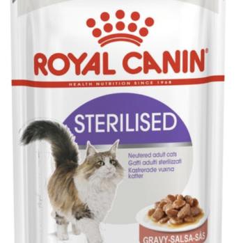 Royal Canin sterilised sovs kattemad