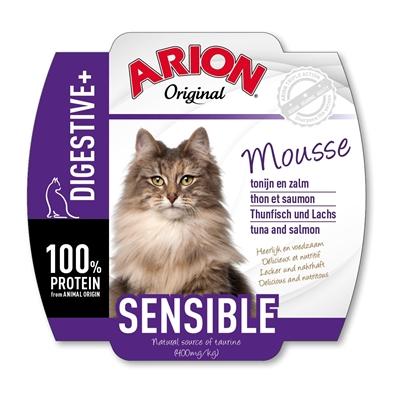 ARION vådfoder sensible voksne katte