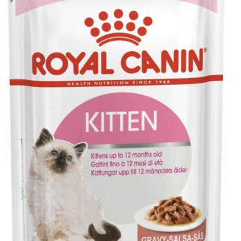 Royal Canin Kitten Sovs Kattemad