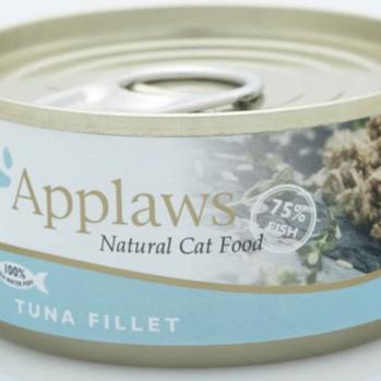 Applaws Vådfoder til kat med tun