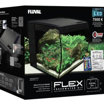 FLUVAL flex sort 34 liter