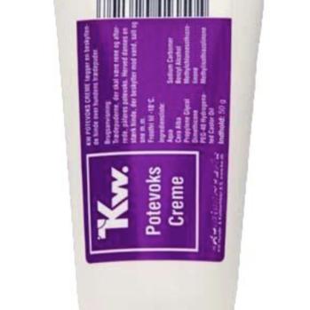 KW potevoks creme på tube