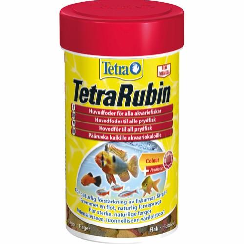 TetraRubin fiskefoder 250 ml
