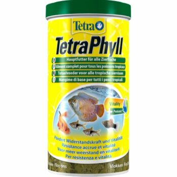 TetraPhyll fiskefoder 1 ltr.