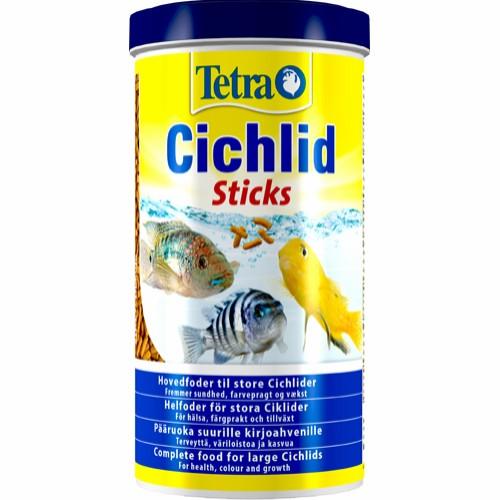 Tetra Cichlide piller 1 ltr.