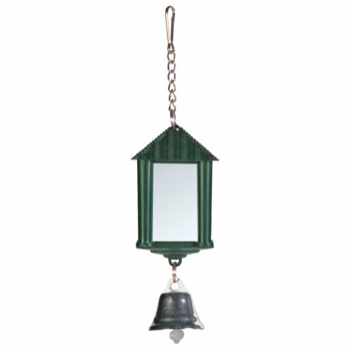 Spejl lanterne til fuglen