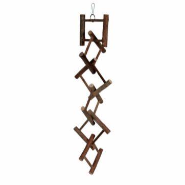 Træstige til ophæng 50 cm