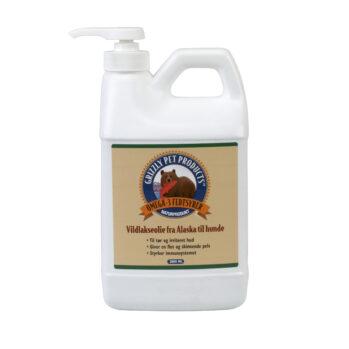 Grizzly Vildlakseolie 2 liter
