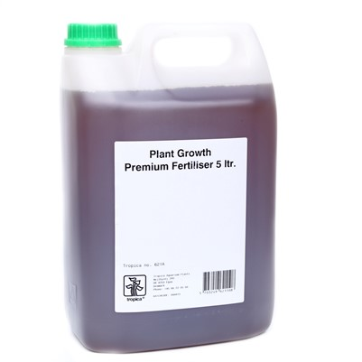 Premium Nutrition plantegødning 5 liter.