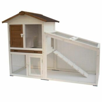Udendørs kaninbur model TOMMY