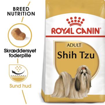 Royal Canin Shih Tzu voksen 7,5 kg