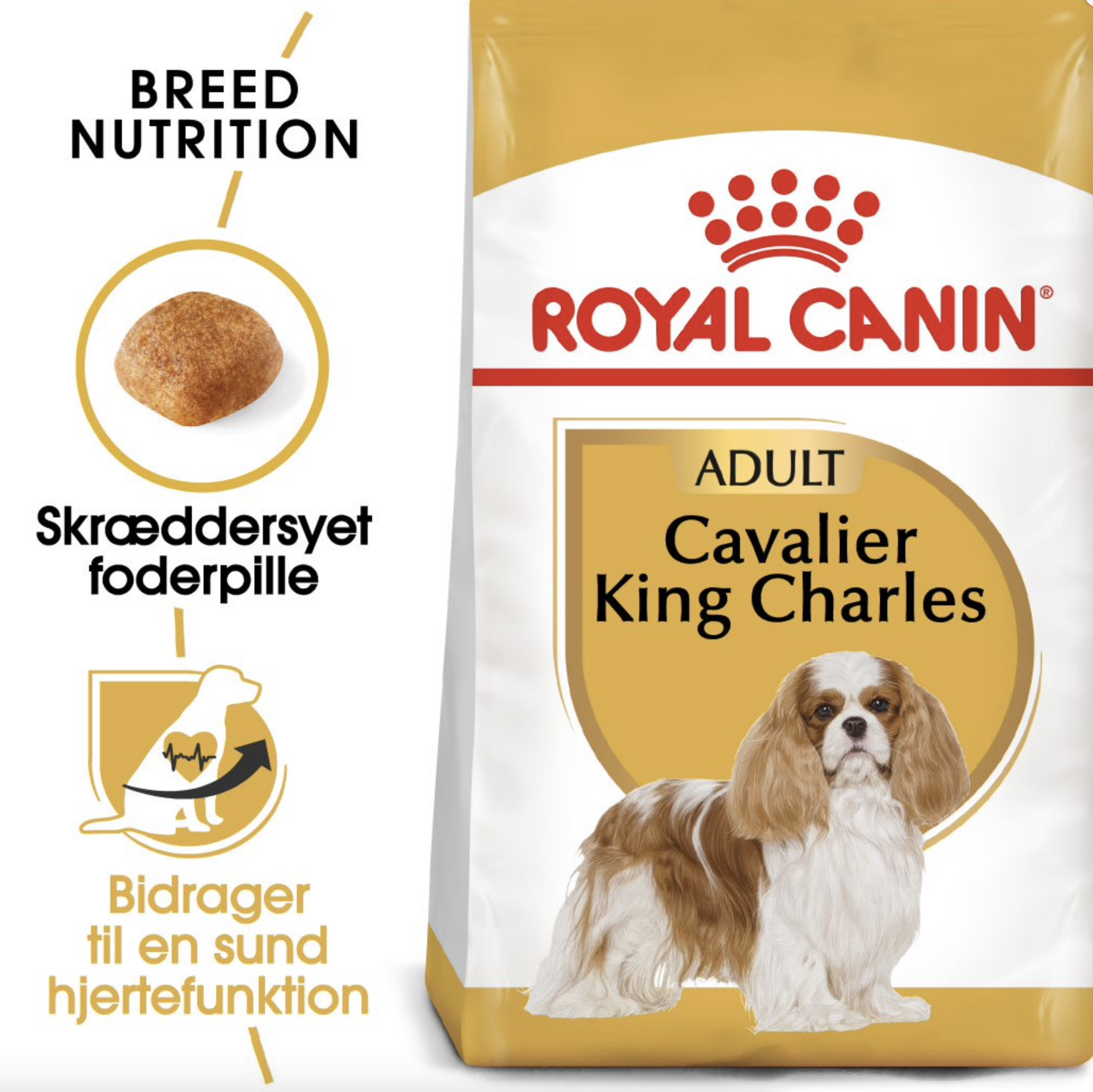 Royal Canin Cavalier King Charles voksen 7,5 kg