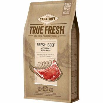 CARNILOVE TRUE FRESH Oksekød 11.4 kg