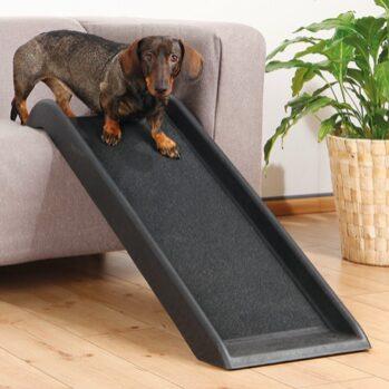 RAMPE til hunde 38 x 100 cm